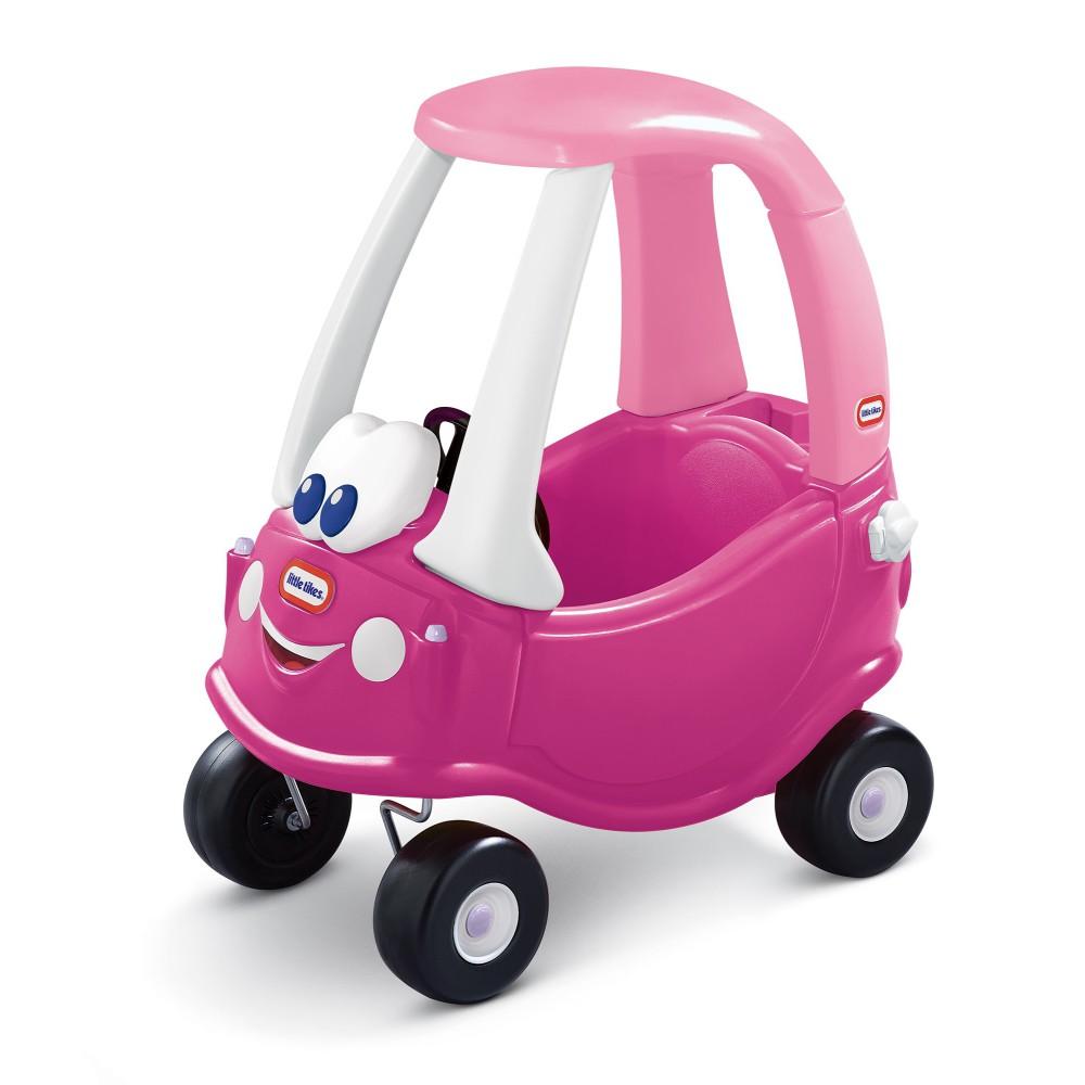 Little Tikes - Samochód COZY COUPE Różowo Fioletowy 630750