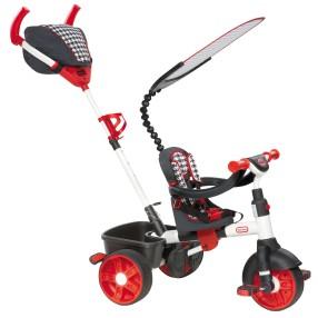 Little Tikes - Trójkołowy Rowerek Sport Edition 4w1 Czerwony 634345