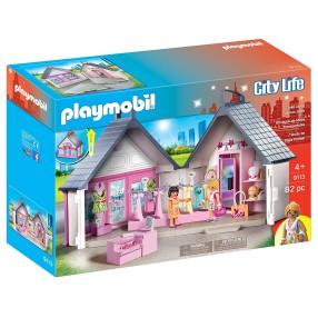 Playmobil - Przenośny butik 9113