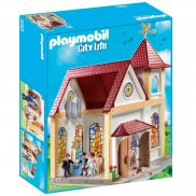 Playmobil - Romantyczny ślub w kościele 5053