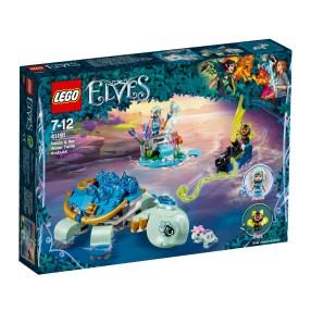 LEGO Elves - Naida i zasadzka na żółwia wody 41191