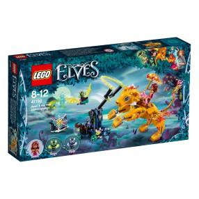 LEGO Elves - Azari i schwytanie lwa ognia 41192
