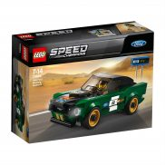 LEGO Speed Champions - Ford Mustang Fastback z 1968 r. 75884