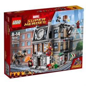 LEGO Marvel Super Heroes - Starcie w Sanctum Sanctorum 76108