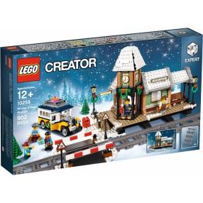LEGO Creator Expert - Stacja w zimowej wiosce 10259
