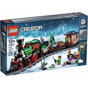 LEGO Creator Expert - Świąteczny pociąg 10254
