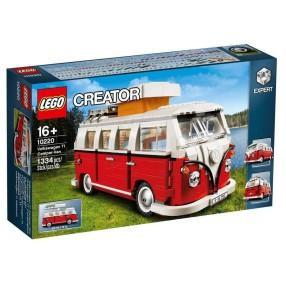LEGO Creator Expert - Mikrobus kempingowy Volkswagen T1 10220