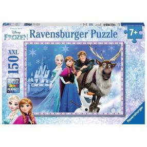 Ravensburger - Kraina Lodu Przyjaciele Puzzle 150 elem. 100279