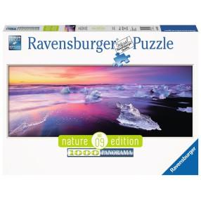 Ravensburger - Puzzle Jezioro Jokulsarlon Islandia 1000 elem. 150755