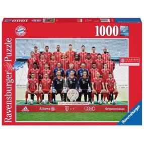 Ravensburger - Puzzle FC Bayern Monachium 1000 elem. 197583