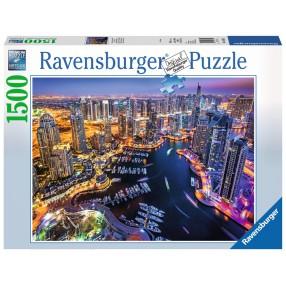 Ravensburger - Puzzle Dubaj Zatoka Perska 1500 elem. 163557