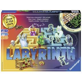 Ravensburger - Gra Labirynt Świecący w ciemności 267248