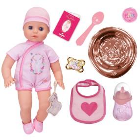 Schildkröt - Lalka Kids Emilia oddychająca Heartbeat Dziewczynka 42 cm 620420002
