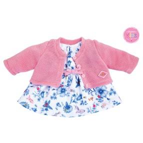 Schildkröt - Sukienka + sweterek 2w1 dla lalki 651400019