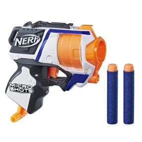 Hasbro Nerf N-Strike - Wyrzutnia Microshots Strongarm SE1 Elite E0719