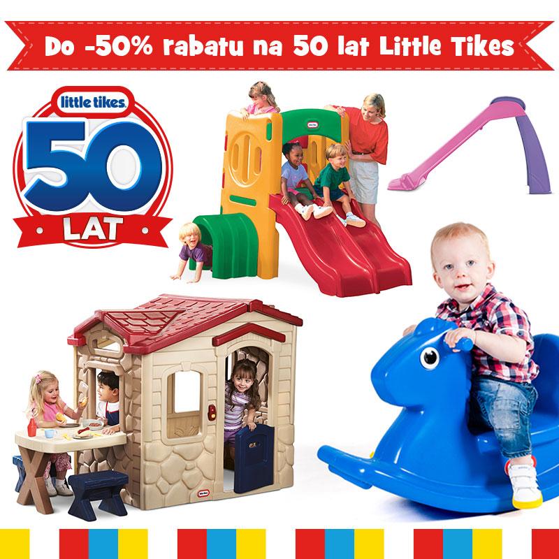 Little Tikes 50 lat