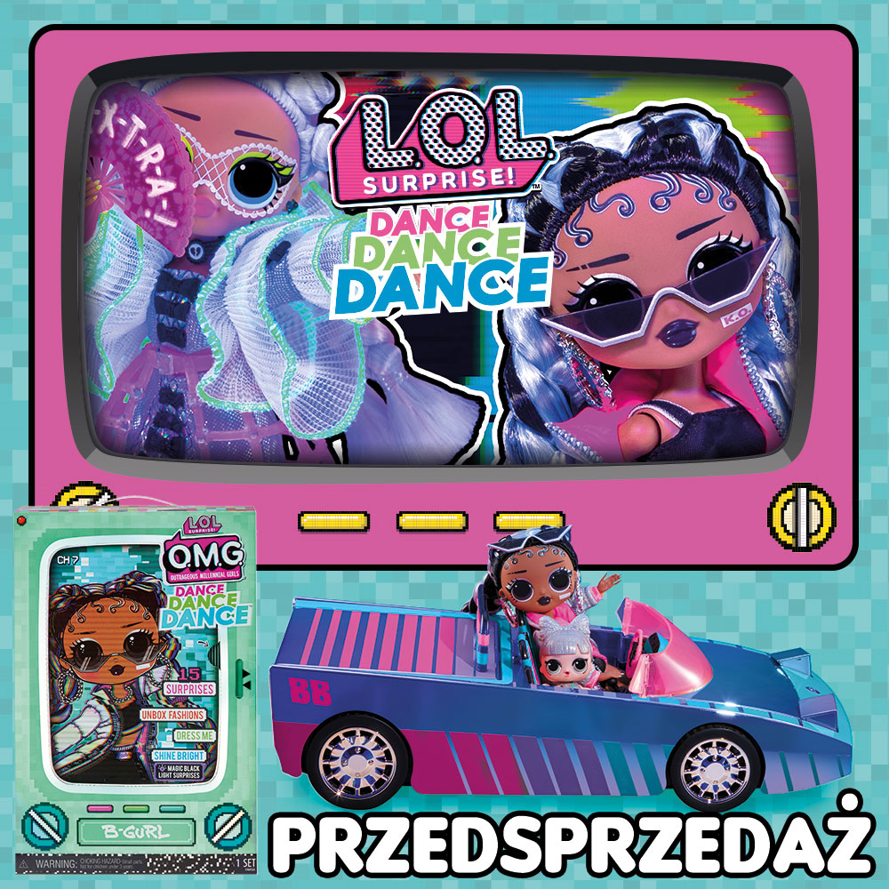 LOL Dance Dance Dance - Przedsprzedaż