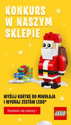Konkurs LEGO
