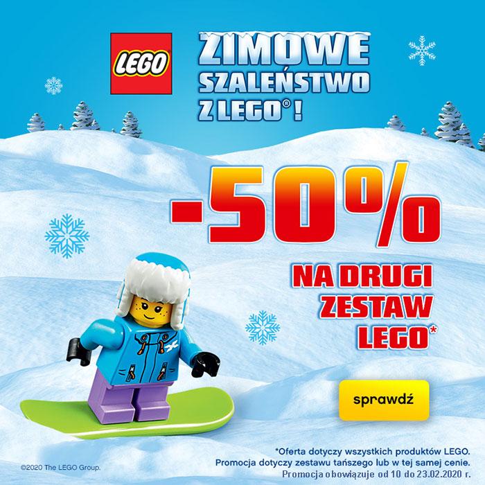 LEGO -50%
